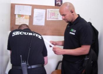 agents de sécurité professionnels